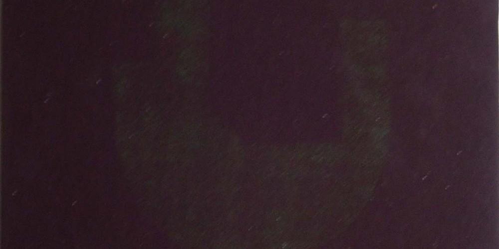 Boîte noire 2, glycéro sur papier marouflé sur bois 2002