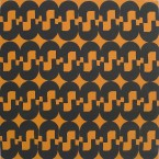 TFF, F3D N°1, vinylique, 25x25x4 cm