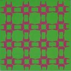 TFF, F3D N°14, vinylique, 25x25x4 cm