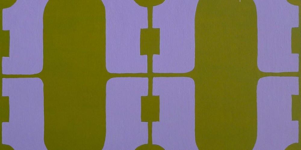TFF, F3D N°28, vinylique, 25x25x4