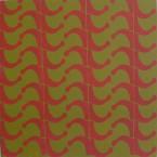 TFF, F3D N°5a, vinylique, 25x25x4 cm