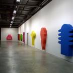 Exposition 3 des F3D à l'ENSA Limoges 2000