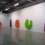 Exposition des F3D à l'ENSA Limoges 2000