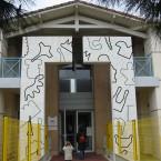 Dessin mural N°1p Crèche de Bon Encontre 2004