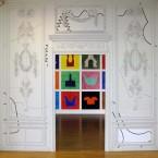 Dessin mural N°4 (3), détail 2008