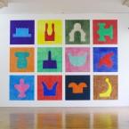 Dessin mural N°5 (1) pastel sec 2008