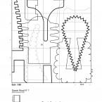 Plan dessin mural N° 1 2000