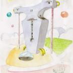 F3D N°39a, aquarelle 21x29,7cm