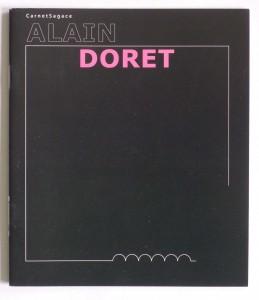 La question de la forme, catalogue de l'exposition Carnet N°4, Ecole Supérieure des arts et de la Communication, 2002